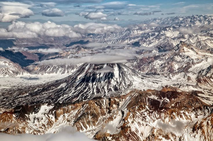 Imagen blogging: Tupungato Volcano