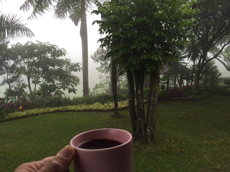 Coffee Morning @Cisarua West Java