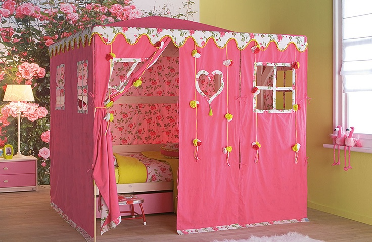 Fotos de Camas Infantiles Originales y Divertidas | Ideas para decorar, diseñar y mejorar tu casa.