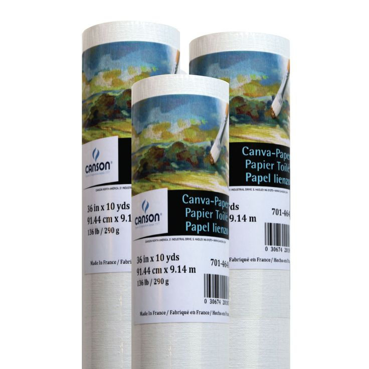 Save On Discount Canson Foundation Series Canva-Paper Rolls & More  at Utrecht