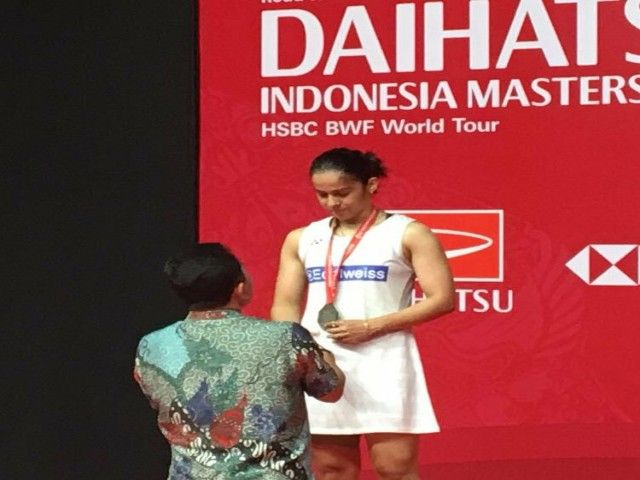 Indonesia Masters: Saina Nehwal loses final to Tai Tzu Ying- http://www.sportscrunch.in/indonesia-masters-saina-nehwal-loses-final-tai-tzu-ying/  #IndonesiaMasters, #SainaNehwal, #TaiTzuYing  #Badminton