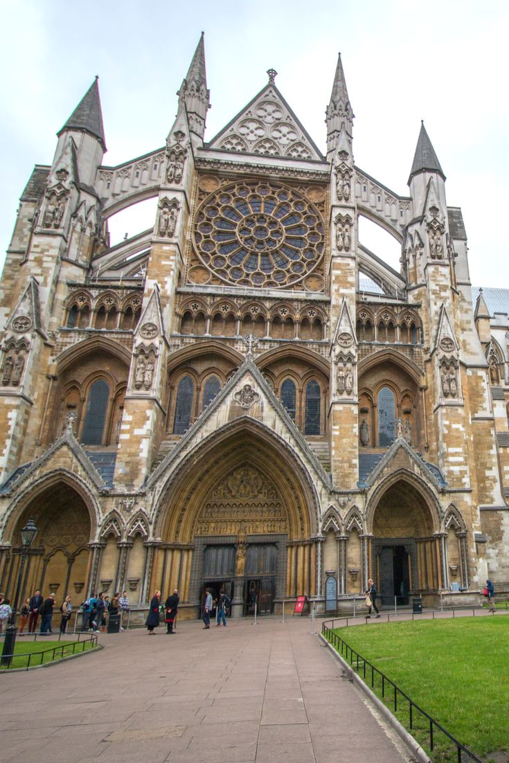 Westminster Abbey / London, United Kingdom / First monks lived here back in the 10th century. Henry III had the abbey rebuilt in 1245 when he chose it as his burial site and managed to turn it into one of the most important Gothic buildings in the country. Many other notable figures are buried in the Abbey or have their memorials here (e.g. Sir Isaac Newton, William Blake or Lewis Carroll) and royal artefacts are on display in the museum.