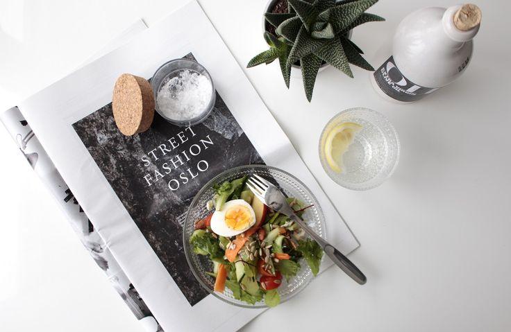10 VINKKIÄ PAREMPAAN SALAATTIIN // Stay Fresh