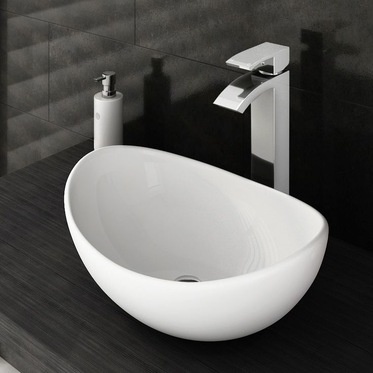 Browse the Summit High Rise Waterfall Basin Mixer with Oval Counter Top Basin and give your bathroom a sleek, designer feel. Now at Victorian Plumbing.