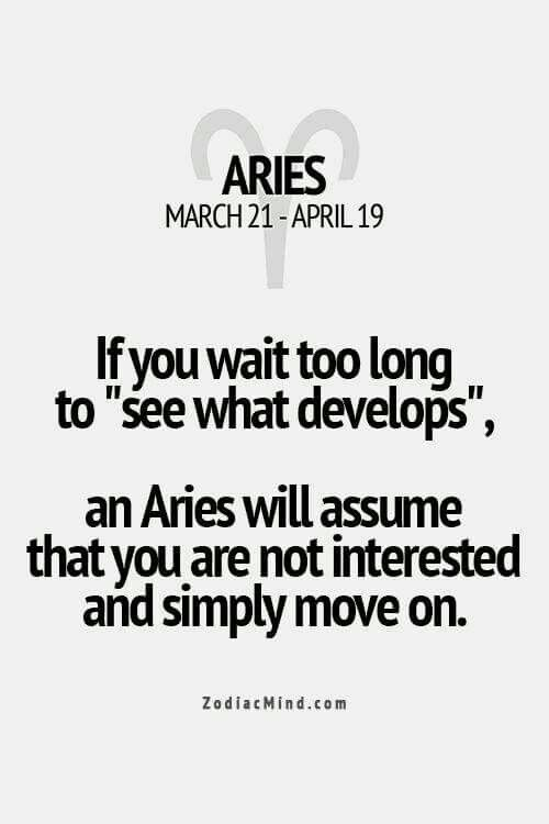 Understanding an Aries personality
