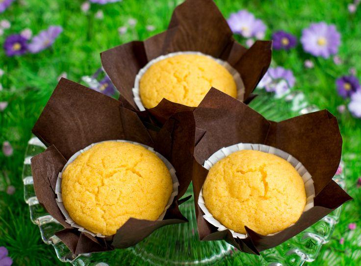 Muffins de maiz www.corazondecaramelo.es