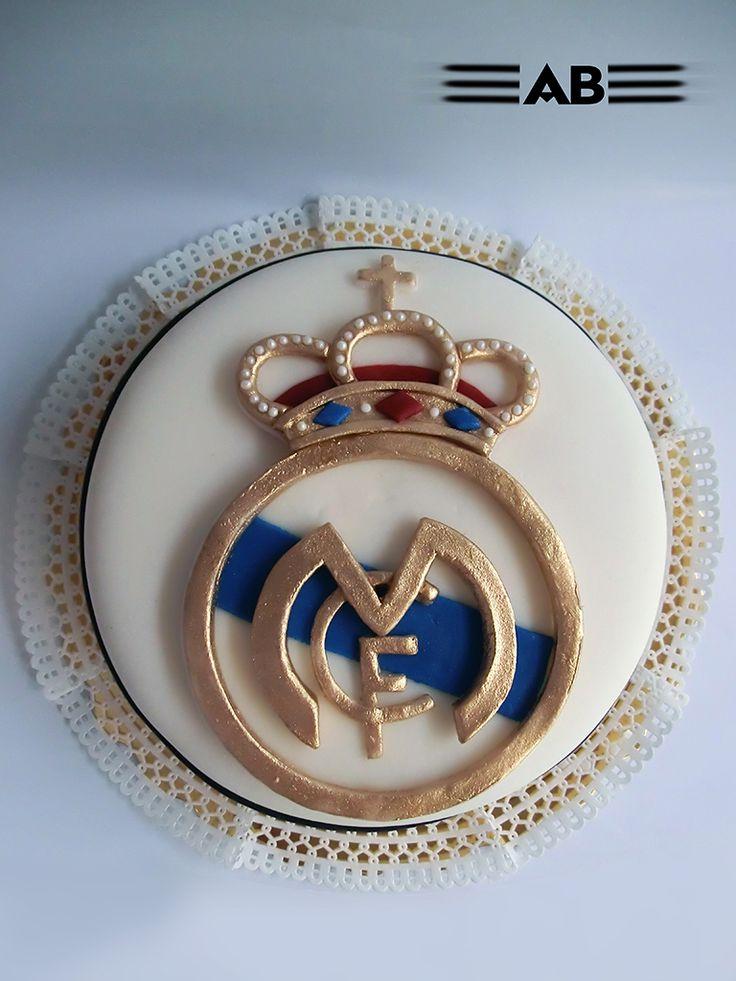 Torta Real Madrid, Cake Real Madrid
