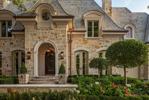 Traditional Exterior Photos French Provincial Design