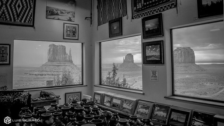 Monument Valley Visitor Center