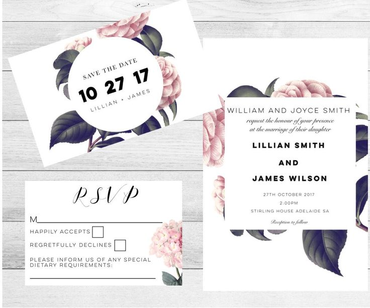 Excited to share the latest addition to my #etsy shop: Botanical Wedding Invitation set.Printed Wedding Invitation set.Wedding Invite. Invitation. Wedding kit. Botanical Wedding Invitations.Flora #weddings #invitation #white #pink #floralinvitations #printedinvitations #customisedwedding #weddinginvitations #botanicalwedding
