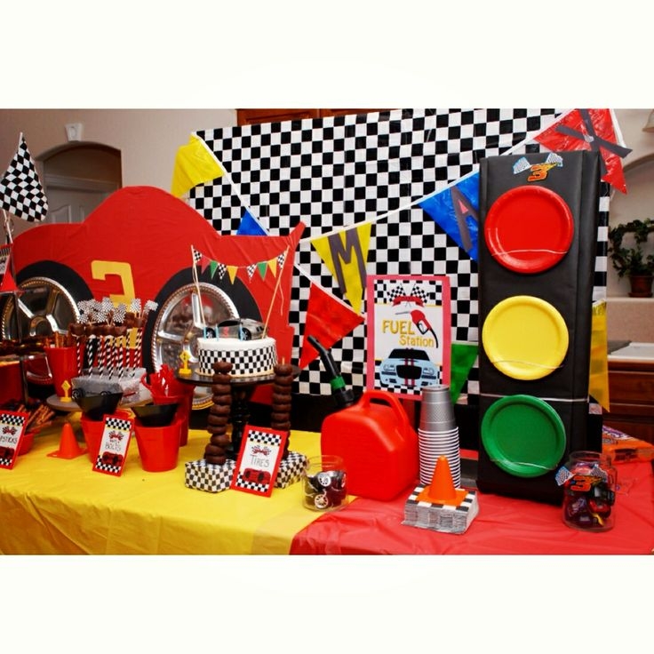 824 Best Vehicle Ideas Images On Pinterest: Best 25+ Car Birthday Themes Ideas On Pinterest