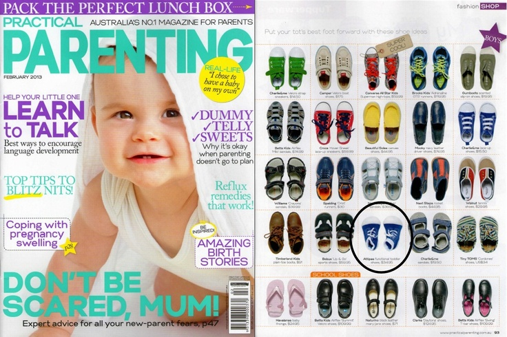 Practical Parenting, February 2013