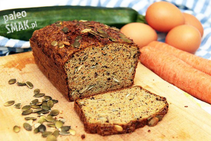 Czy z warzyw można zrobić chleb? Tak! W dodatku chleb bezglutenowy, bez nabiału i niskowęglowodanowy – bardzo smaczny, sycący i szybki do przygotowania.