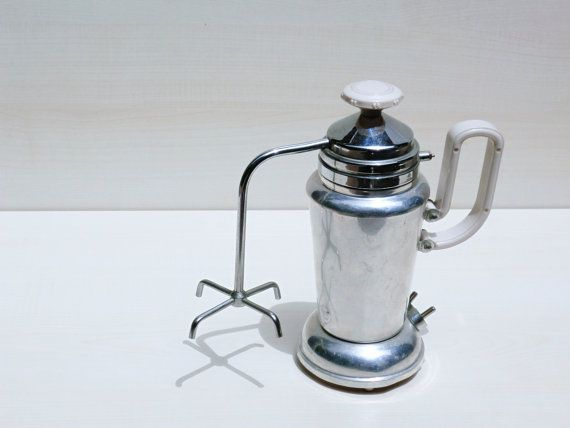 Electric Coffee Maker Invented : Vintage Italian electric coffee maker, 50/60s brand BETA, made in Italy, antique coffee pot ...