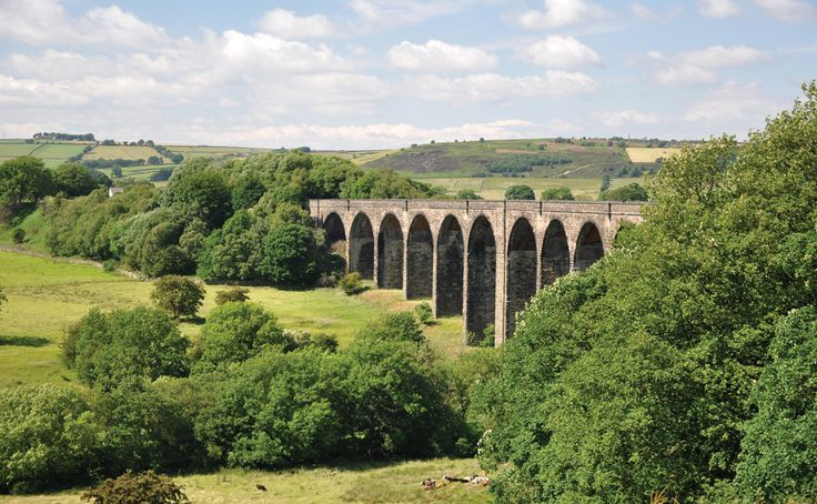 Hewenden Viaduct, Harecroft, by Tony Caunt LRPS (November 2012 cover)