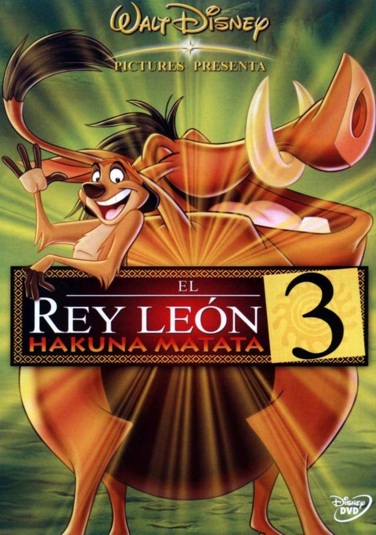 El rey león 3: Hakuna Matata (2004) - Ver Películas Online Gratis - Ver El rey león 3: Hakuna Matata Online Gratis #ElReyLeón3HakunaMatata - http://mwfo.pro/1822860