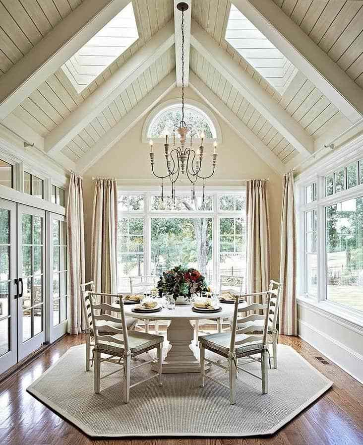 20 vaulted ceiling ideas to steal from rustic to futuristic on the rh pinterest com