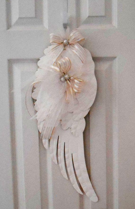 Metal Angel Wings Wall Decor best 20+ angel wings wall decor ideas on pinterest | angel wings