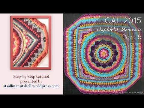 You Tube Video by It's All In A Nutshell -- Sophie's Universe CAL part 6