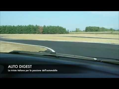 Fiat Abarth Grande Punto a Balocco