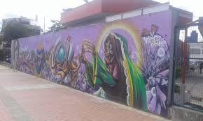 Resultado de imagen para graffitis publicitarios bogota