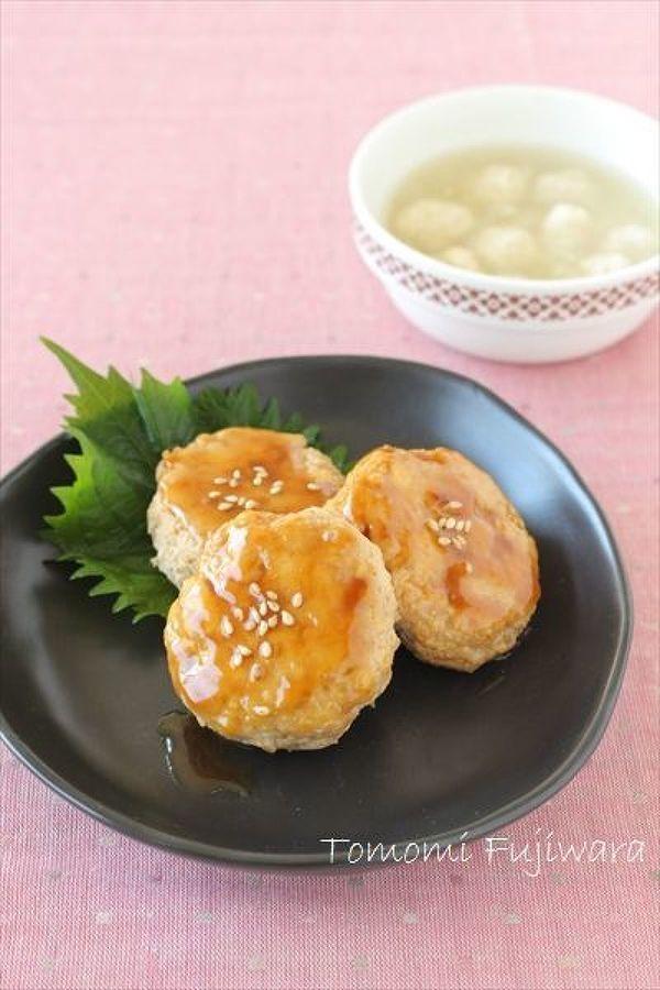鶏と豆腐の照り焼きつくね by 藤原朋未 | レシピサイト「Nadia ...