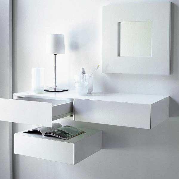 Маленькая прихожая | trang trí nội thất căn hộ nhỏ xinh xắn cùng đồ gỗ nội thất