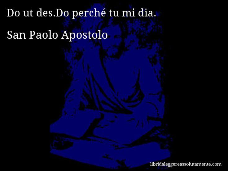 Cartolina con aforisma di San Paolo Apostolo (13)