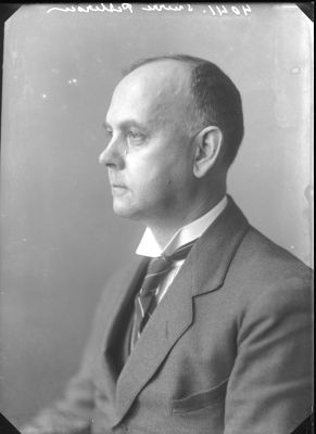 Sverre Pedersen 1888-1971.