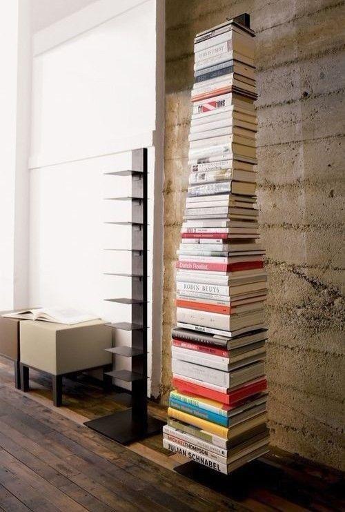 Design Within Reach Sapien 12 Tier Vertical Bookshelf Designed By Bruno Rinaldi