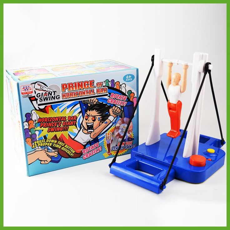 Daisharin Tetsubo-kun Horizontal Bar Gymnast Game Japan High Bar Dismount Big wheel Sport kids toys for children educacion toys