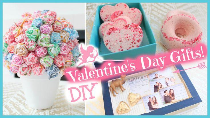 DIY Valentine\'s Day Gift Ideas! 2015 | Valentines Day | Pinterest ...