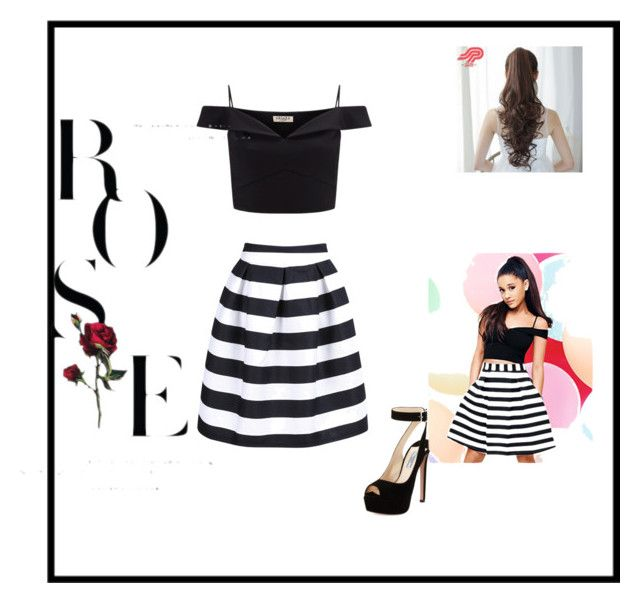 """""""⛲️"""" by vensku on Polyvore featuring Lipsy, Pin Show and Prada"""