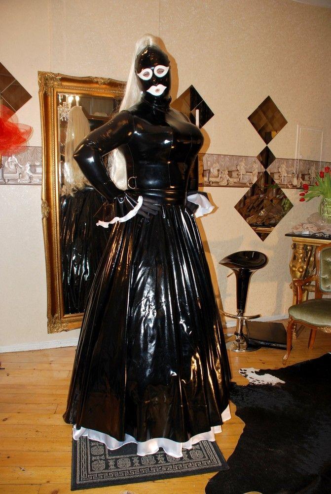 latex dress hitta tjejer på nätet