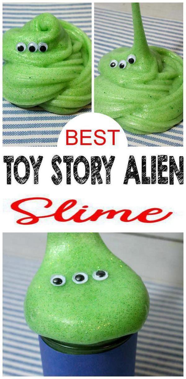 Cara Membuat Slime Menggunakan Lem Fox : membuat, slime, menggunakan, Membuat, Slime, Hanya, Dengan, Slime,