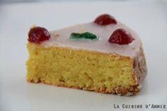 Recette Gâteau moelleux aux amandes Pithiviers - - La cuisine familiale : Un plat, Une recette
