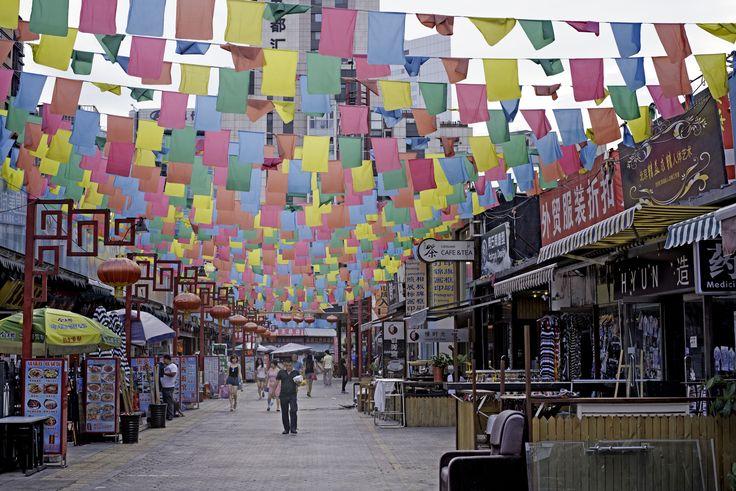 The Pursuit - Beijing market, June 2015.