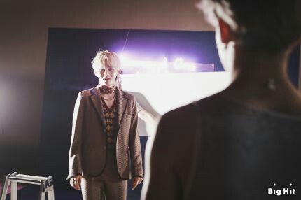 BTS 2nd Full Album 'WINGS' Jacket Shooting - Kim Taehyung