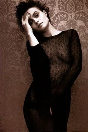 """#Helena Bonham Carter #sepia !""""!"""