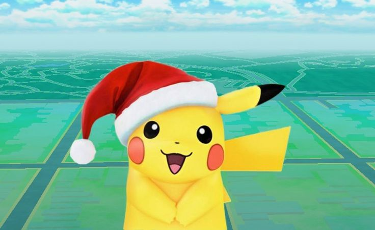 Pokemon Go: How to Find Santa Hat Pikachu There's a new Christmas Pikachu to be found in Pokemon Go during the holidays - find out how you can get your very own Santa Hat Pikachu! December 13 2016 at 07:33PM  https://www.youtube.com/user/ScottDogGaming