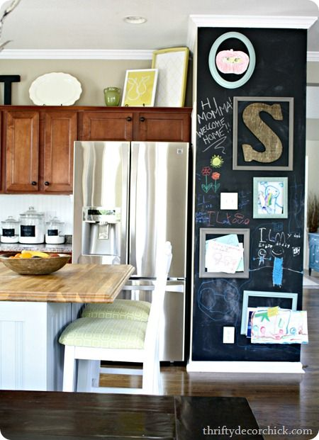 76 best kitchen decor diy images on pinterest home ideas for Best brand of paint for kitchen cabinets with papiers à lettres