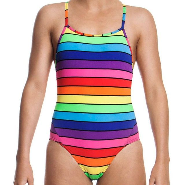 e31f4355f3226 A swimsuit that will definitely lift any girl's spirits, the Funkita ...