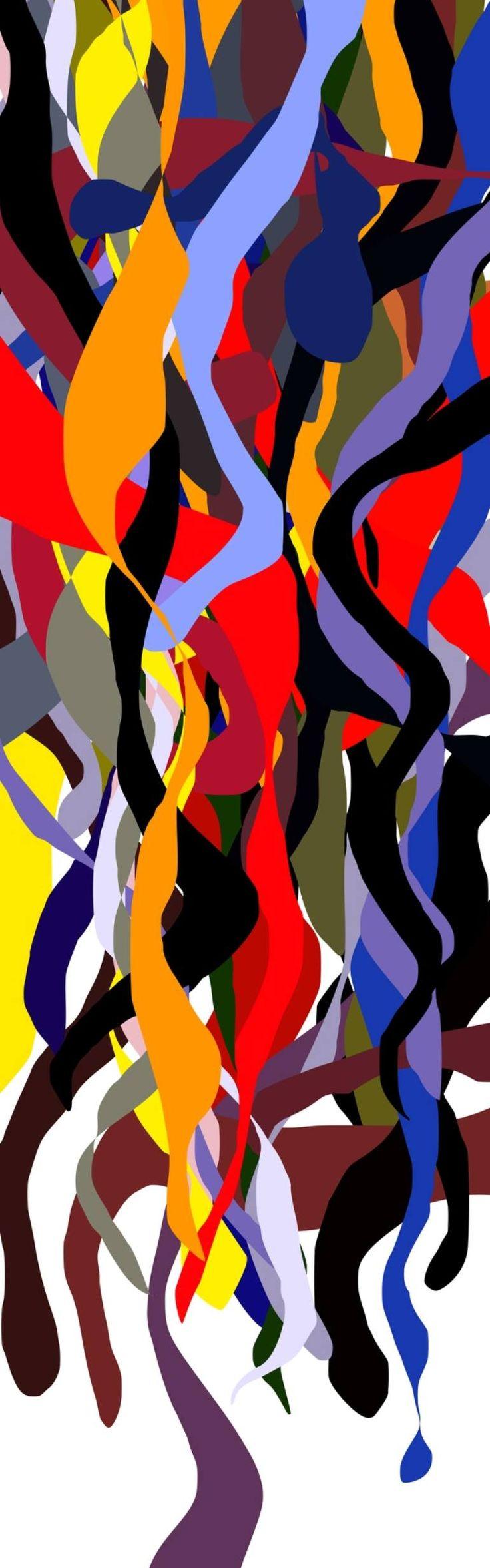 "Saatchi Art Artist Richard Brandão; Printmaking, ""WONDERLAND Nº 03 - Limited Edition 1 of 1"" #art"