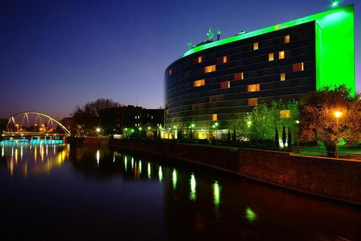 Wrocław: 2-5 dni dla 2 osób w hotelu HP Park Plaza****