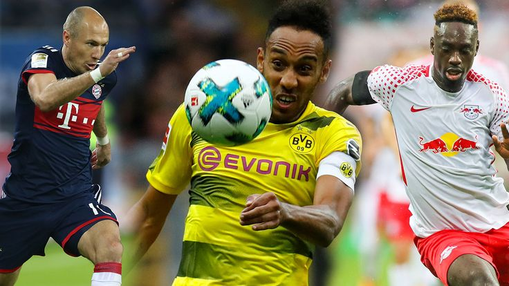 FC Bayern, Borussia Dortmund und RB Leipzig. Der Titelkampf im BILD-Check *** BILDplus Inhalt *** - Bundesliga Saison 2017/18 - Bild.de