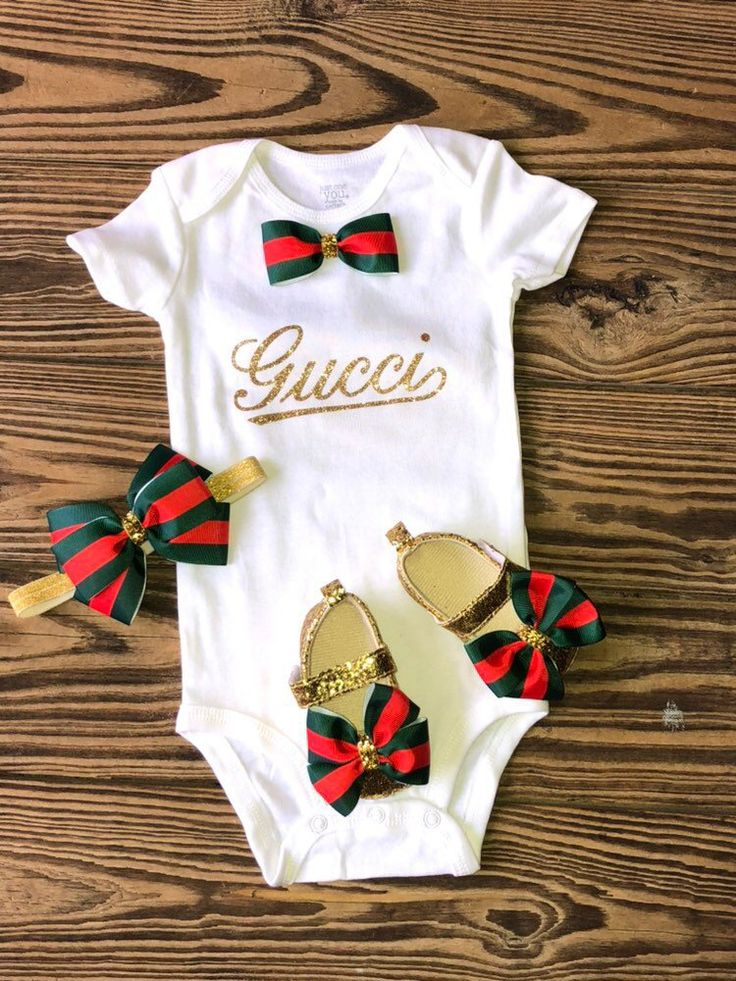 Baby gucci set cute baby clothes baby girl outfits