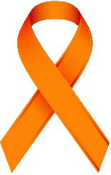 Self Harm Awareness Ribbon. It's out there. Just because they aren't dead doesn't mean they aren't dying...