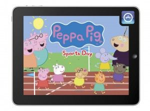 Peppa Pig Sports Day - do the kids like it?
