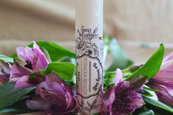 the beauty well~ Rosacea Remedy 10 ml Roll on Tracy Todd Owner/Wholesaler https://www.facebook.com/thebeautywellTracyTodd/