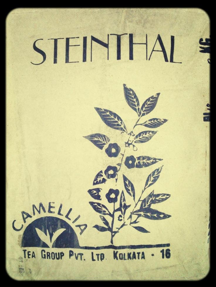 Steinthal tea sack, Darjeeling